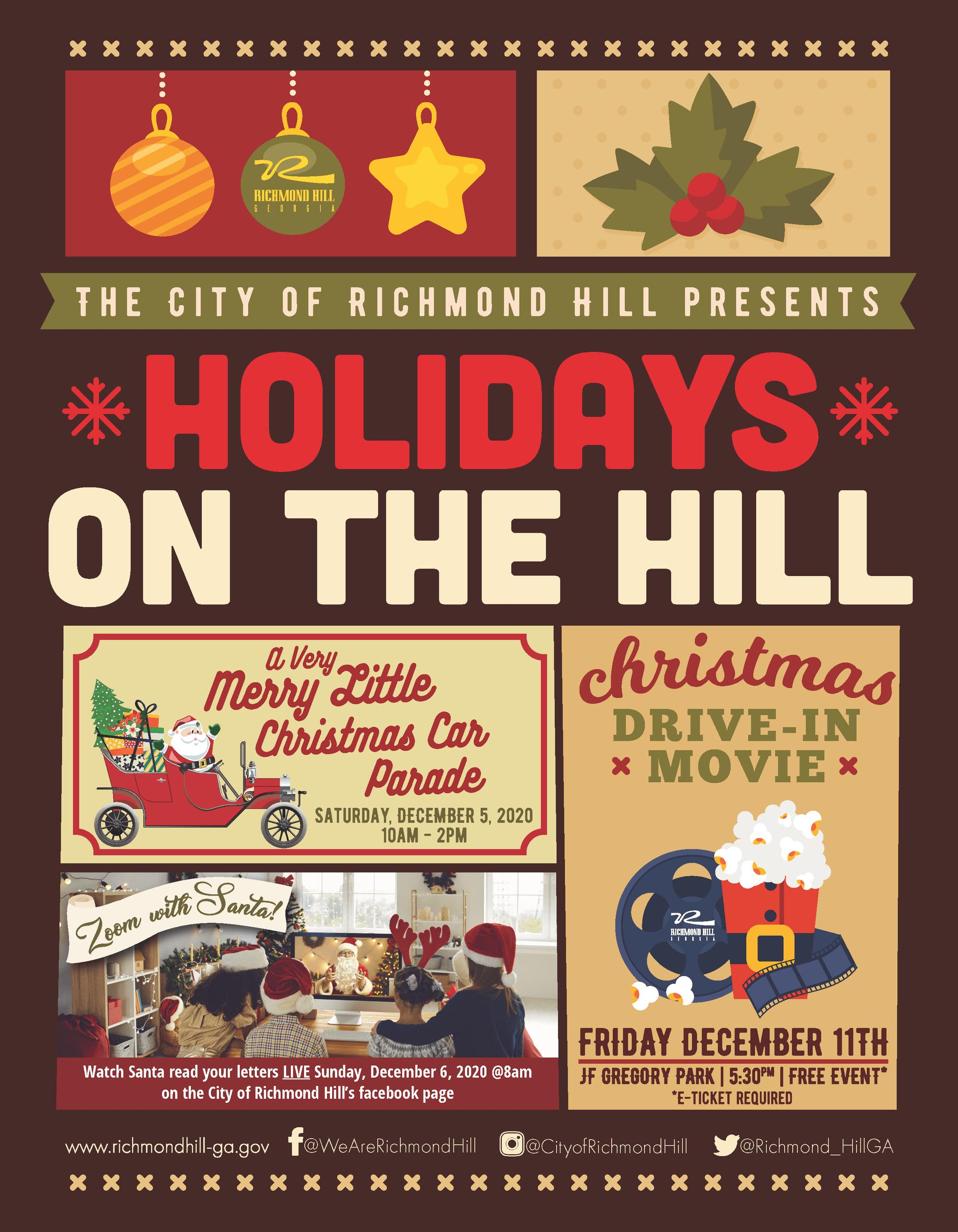 Richmond Hill, GA   Official Website