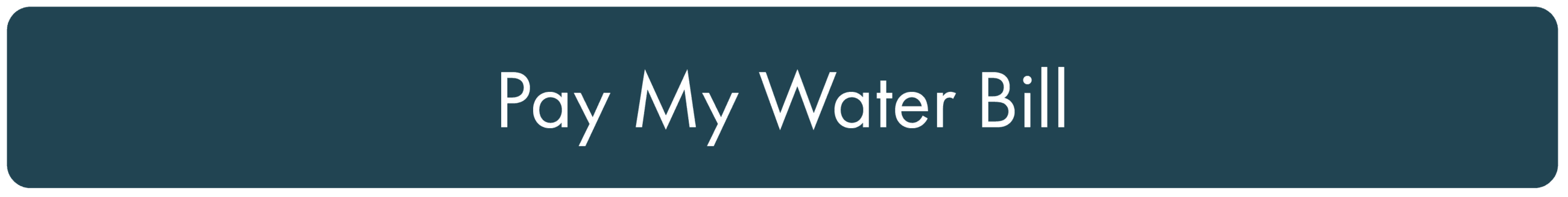 Pay My Water Bill Opens in new window